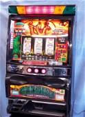 1999 Godzilla Pachislo Slot Machine & Table