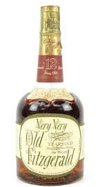 1957-70 Very Very Old Fitzgerald BiB Bourbon