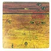 Alice Cooper School's Out Vinyl Record W/ Panties