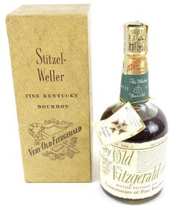 1956 Bonded Very Old Fitzgerald Bourbon