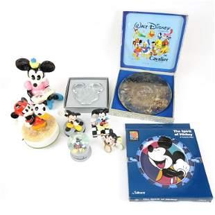 Disney Merchandise (9 pcs)