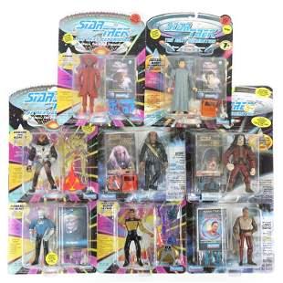 Star Trek The Next Generation Figures (7)