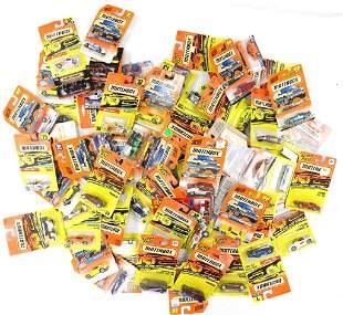 Matchbox Die-Cast Cars & Trucks (60)