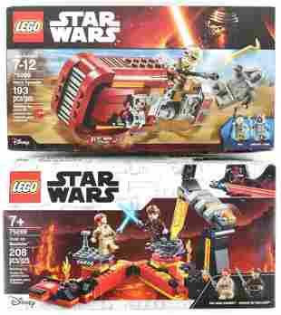 Star Wars Lego Sets (Factory Sealed) (2)