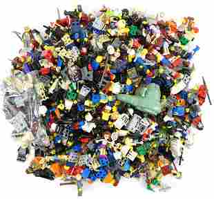 Lego Figures (DC, Star Wars & More!) (100s)