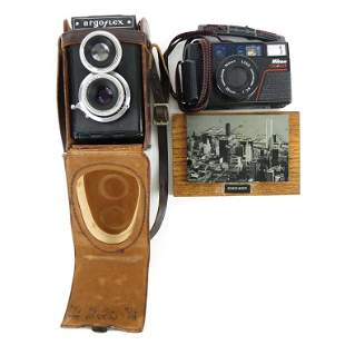 Camera & Photography Lot, Otto Wills Eng.