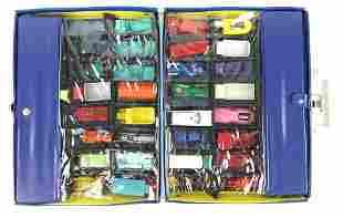 1966 Official Matchbox Collector's Case