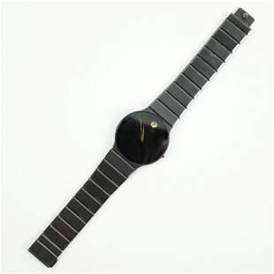 Movado Quartz Swiss Watch