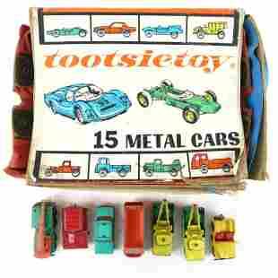 (15+) 1960s Matchbox Vehicles