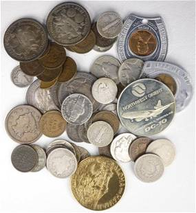 Eclectic U.S. Coin Lot - Some Silver