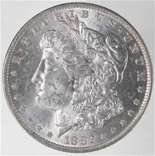 1882-o Morgan Silver Dollar (BU?)