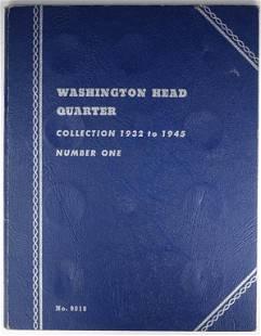 Washington Quarters: 1932-43 - Partial Set (13)