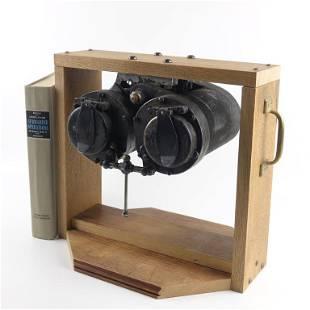 WWII U.S. Navy Submarine Binoculars