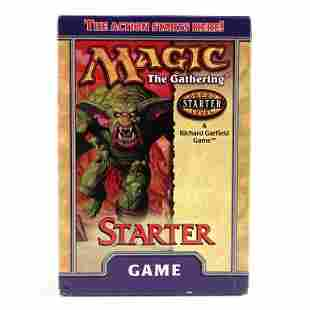 90s Magic: The Gathering Started Game