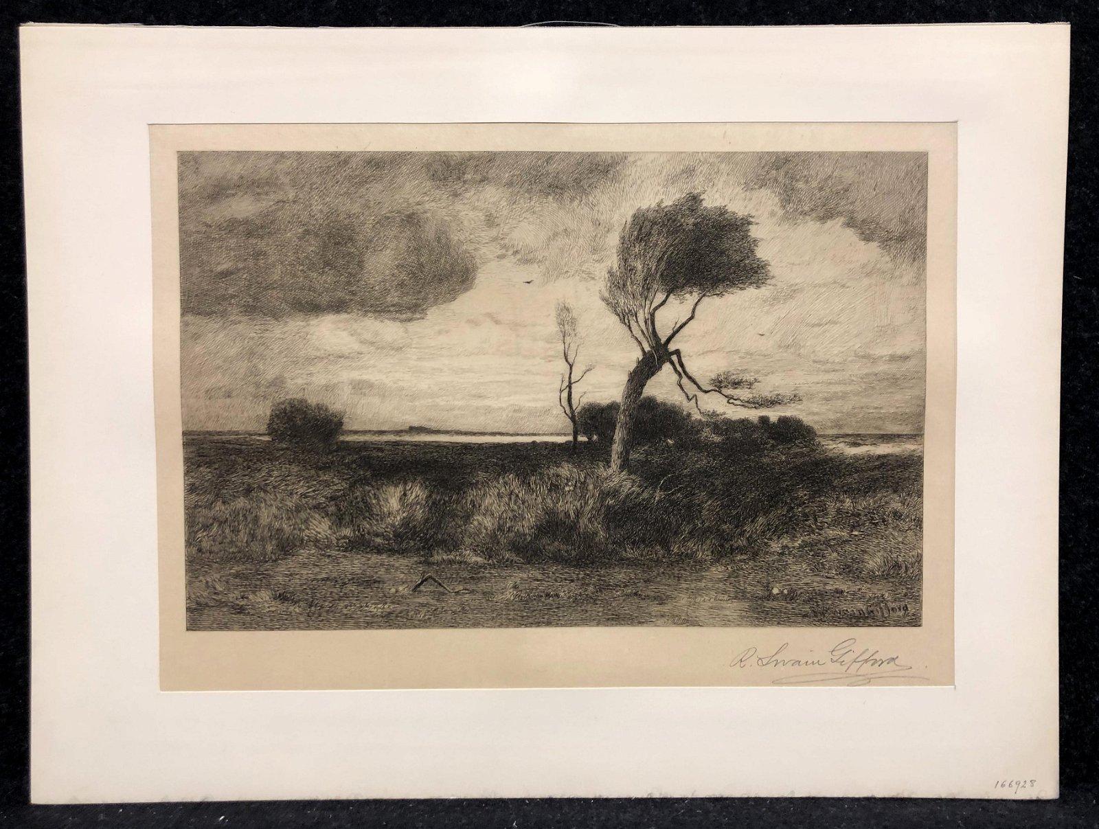 Artist: Robert Swain Gifford (American, 1840-1909