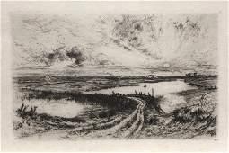 Artist: Thomas Moran (American, 1837-1926) Title: