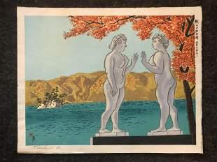 Artist: Tomikichiro Tokuriki (Japanese, 1902-2000)