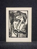 Artist:  Karl Schmidt-Rottluff (German, 1885-1976)