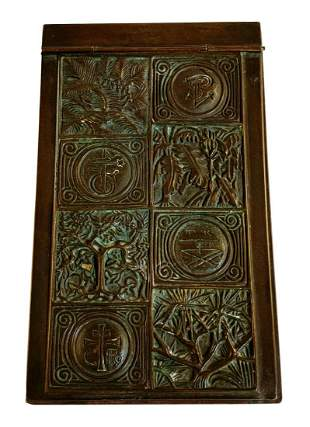 Tiffany Studios Bookmark Tree of Life Memo Notepad