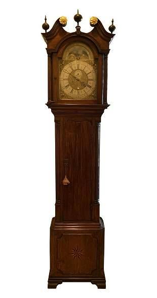 Antique 18th C. John Owen Llanrwst Longcase Clock