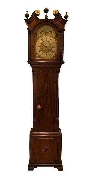 Antique 18th C John Owen Llanrwst Longcase Clock