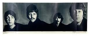 """Richard Avedon """"The Beatles"""" Banner Poster"""