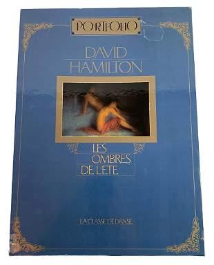 "David Hamilton ""Les Ombres de Lete"" Portfolio"