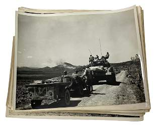 (25) U.S. Army War In Korea Official Photographs