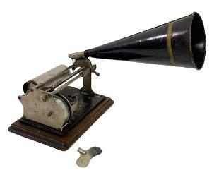 """Columbia Phonograph Co. """"The Graphophone"""""""
