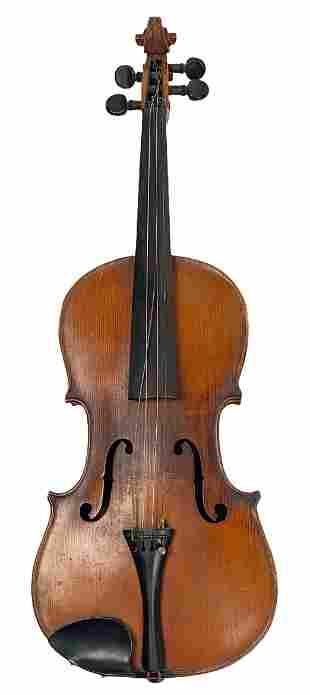 17th C. Nicolaus Amati Antique Italian Violin