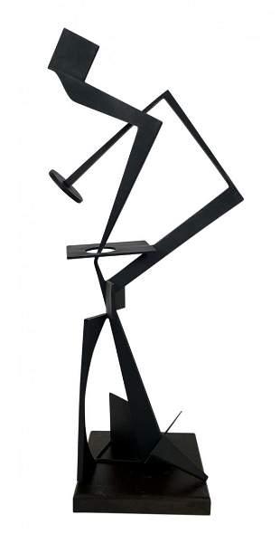 "Jean Claude Rigaud ""Mariposa"" Abstract Sculpture"