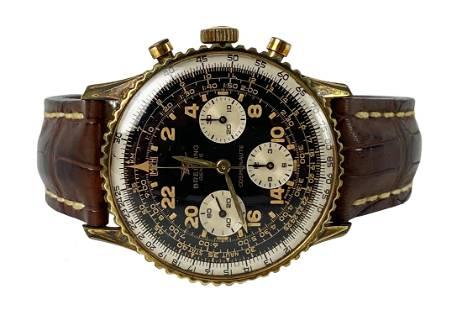 Vintage Breitling Cosmonaute 809 Men's Watch