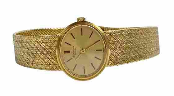 Vintage Patek Philippe 18K Ellipse Men's Watch