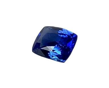 GIA Certified 2.63ct Sri Lanka Blue Sapphire