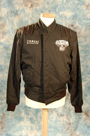 16: Michael Jackson.  Light up Victory 1984 tour jacket