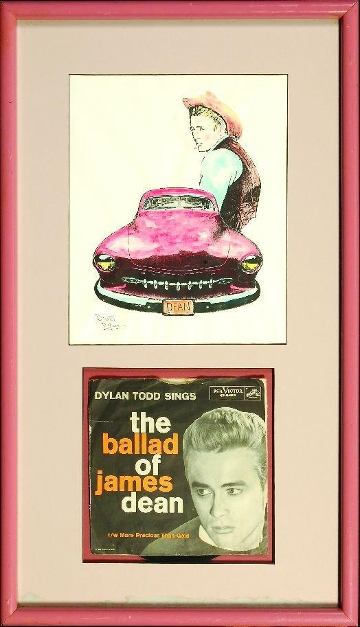 """3: 3.*James Dean - Dylan Todd """"Ballad of James Dean"""" di"""