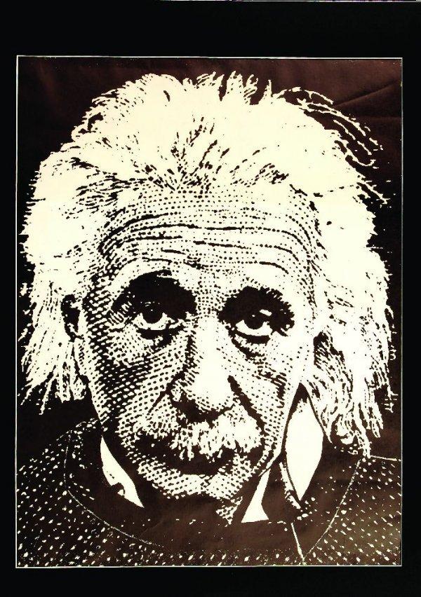 23: 23*Einstein poster