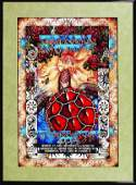 194 194 Grateful Dead Summer Tour 1995 Ltd Ed poster