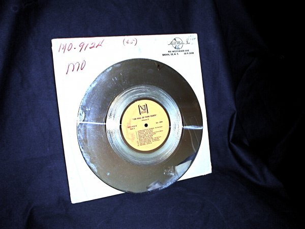 16: A VJ audio matrix stamper