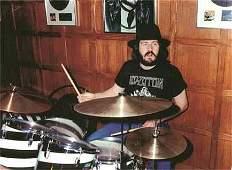 87: Led Zeppelin - John Bonham's personally owned Kit