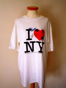 U2 Signed T-Shirt