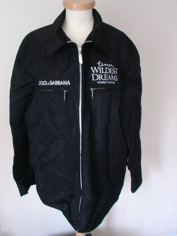 129: Tina Turner Wildest Dreams D&G Tour Jacket A