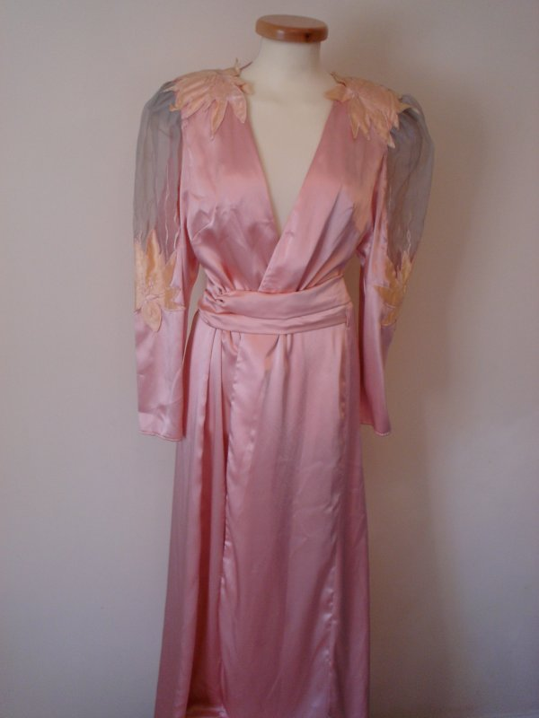 135: Stevie Nicks Worn and Signed Robe