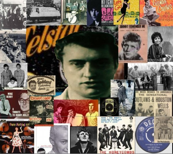 3094: Joe Meek Archive     The entire collection of Joe