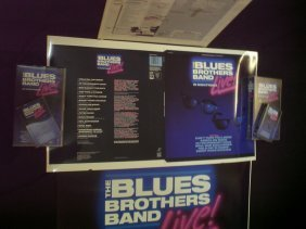 1: The Blues Brothers Live in Montreaux  Cromalin proof