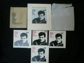 5: Eden Kane Decca mono 45 original in house artwork fo