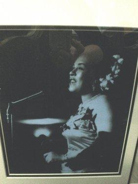 11: Billie Holiday  - An Original Contract