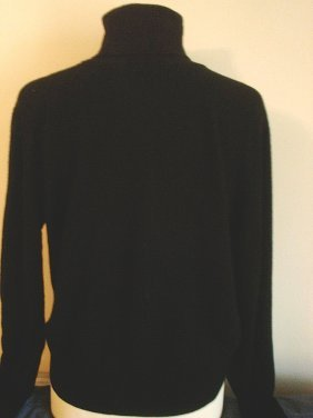 18: Andy Warhol 's black mohair jumper
