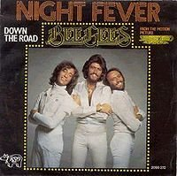 45: Bee Gees Night Fever The Ivor Novello Award - 3