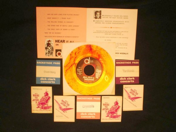 314: Dick Clarks Hollwood Hot line 45